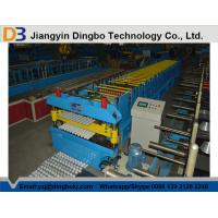 Quality High Performance Corrugated Roll Forming Machine Driven by Chain in Hydraulic System wholesale