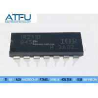 China IGBT Drivers Ic Chip Mosfet Power Transistor Half Bridge Gate Driver IC 14-DIP on sale