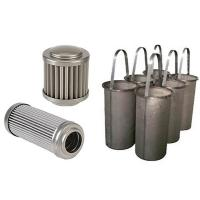 Cheap Stainless Steel Filter Elements With Filtration Rating Available (micron) : 3, 5 for sale