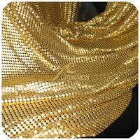 China Metal Sequin Fabric,Metal Sequin Cloth on sale