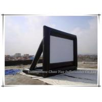 Quality Festival Outdoor Inflatable Movie Screen / Movie Screen for Commercial (CY-M1687) wholesale
