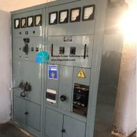 China High Voltage Excitation Water Turbine Control Panel 6300v To 11kv High Strength on sale