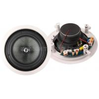 """Quality 8"""" high power ceiling mounted speakers with 25mm aluminum tweeter wholesale"""