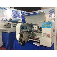 Quality 60 Feeders Benchtop SMT SMD Pick and Place Machine Auto Feeder with 2 CCD cameras wholesale