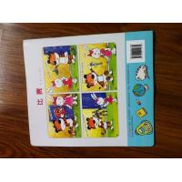 Quality Custom Childrens Book Printing With Softcover , Fiction Book Printing wholesale
