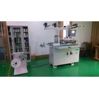 Quality PVC / PET Automatic Flatbed Die Cutting Machine For Nonwoven Fabric And PET Film wholesale