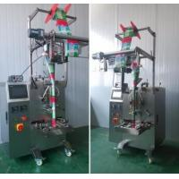 Quality Auto Mango Juice Liquid Pouch Filling Equipment For Plastic Bag Packaging wholesale