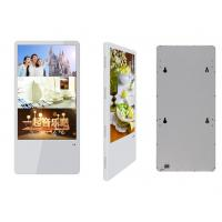 Quality 1920*1080 Resolution Digital Signage Monitor Display , Wall Mounted Video Wall wholesale