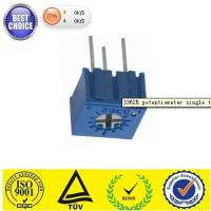 Quality Trimming Potentiometer 1-turn 3362R-503-LF,503 potentiometer wholesale