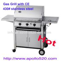 Quality Stainless Steel Gas Grill 3burner wholesale