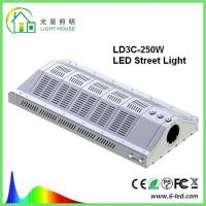 Quality External High Power Street LED Lights / Solar Led Garden Lights IP66 , 3000-7000K wholesale