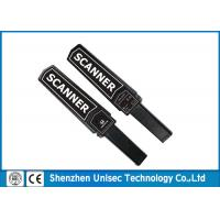 Quality Economic Efficiency Hand Held Security Metal Detectors 9V Standard Power Voltage wholesale
