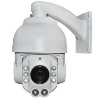 Quality Full HD 4 Inch Vandal Resistant Outdoor PTZ Camera Speed Dome With Night Vision wholesale