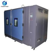 Quality OEM Bus Walk - In Temperature Humidity Environmental Test Chamber AC 3 Phase 380V 50/60 Hz wholesale