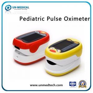 China Pediatric/Children Fingertip Pulse Oximeter OLED Color Finger SpO2 Monitor on sale