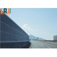 Highway 100mm Thick Residential Sound Barrier Fence for Controlling traffic for sale