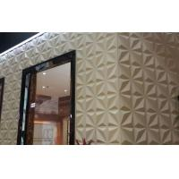 Quality Light Weight  3d PVC Wall Panels Sound Insulation Wall  Board  for Sopraporta wholesale