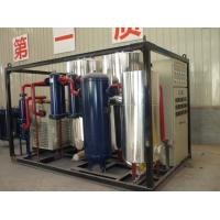 Quality Cryogenic Oxygen Nitrogen Gas Plant , Low Pressure Oxygen Manufacturing Plant wholesale
