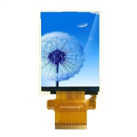 Quality 300cd/M2 2.8Inch 240x320 IPS TFT LCD Display wholesale