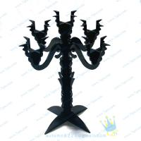 Quality CH (14) hand blown Acrylic candle holders wholesale
