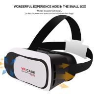 Quality Aix VR BOX 2.0 Virtual Reality Glasses, 3D VR Headsets with Bluetooth Remote Controller wholesale