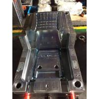 China Plastic Chairs Auto Injection Molding Machine Hot / Cold Runner High Precision on sale
