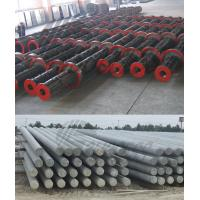 Quality 12m 13m Electronic Concrete Pole Steel Mould With Dia 600mm / 650mm ISO wholesale