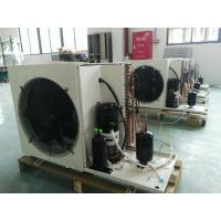 Quality Outdoor Inverter Heat Pump Galvanized Steel Sheet Compact Structure Save Power wholesale