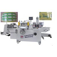 China PVC/PC electronic film/adhesive tap Lead edge feeder Automatic die cutting machine on sale