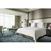 China Modern Apartment Furniture Sets / Solid Wood Hotel Room Furniture on sale