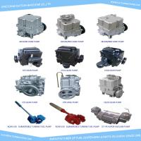 Oil pumping units for fuel dispensers,  fuel pumps of fuel dispensers, fuel dispenser pump