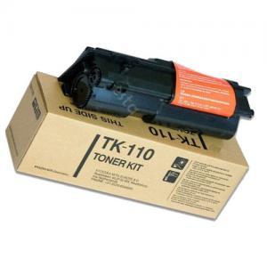 China Recycled  Kyocera Toner Cartridges TK110 For Kyocera FS720 / 1820 / 920 / 1010MFP / 118MFP on sale