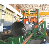 Quality 2200mm Highmast And Monopole Seam Welding Machine wholesale