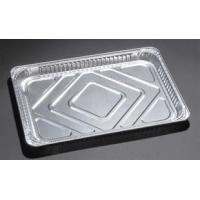 Quality Full Size Table Steam Pan Aluminium Foil Container For Baking 130ml - 1500ml Capacity wholesale