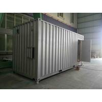 Quality Fiberglass Composite Panel Portable Toilet Container / Portable Shipping Container wholesale
