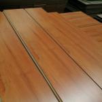 Quality U groove 12mm HDF Class32 AC4 super high glossy laminate flooring wholesale