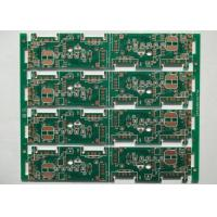 Quality OSP Surface Finished Multi Layer PCB with Green Solder Mask White Silkscreen wholesale