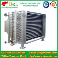 Quality Heat Preservation CFB Boiler Natural Gas Air Preheater APH 260MW Station Preheater wholesale