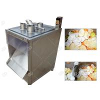 Quality Multifunction Fruit And Vegetable Processing Equipment  , Banana Chips Slicer Machine wholesale