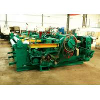China Stainless Steel Wire Mesh Machine , Plain / Twill Woven Wire Mesh Equipment on sale