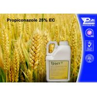 Cheap Propiconazole 25% EC Systemic Fungicides with protective and curative action for sale