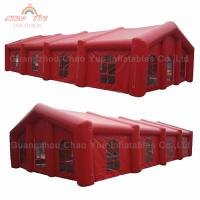 Quality Commercial Grade PVC Tarpaulin Inflatable Party Tent for Rental Waterproof wholesale
