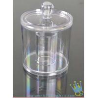 Quality acrylic cosmetic organizer boxes wholesale