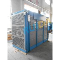 Quality 2000kg Double Car Industrial Elevators Construction Material Handling Equipment wholesale