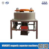 Quality Energy - Saving Dry Magnetic Separator Non - Metallic Mineral Iron Remover wholesale