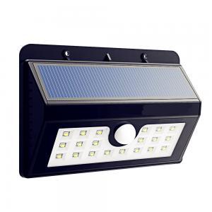 Quality Outside Motion Activated Solar LED Garden Lights Heatproof 600mAh - 800mAh wholesale