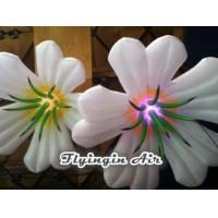 Buy cheap 2m Decorative Hanging Inflatable Flower for Concert, Stage and Event Decoration product