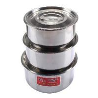 Quality Stainless Steel Stock Pot with Steel Cover wholesale