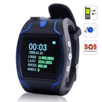 Quality Watch Phone GPS Tracker W/ SOS Button For Emergent Call & Position Coordinates LED Display wholesale
