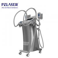 China Salon Use Cool Tech Fat Freezing Machine With Breast Enhancers Function on sale